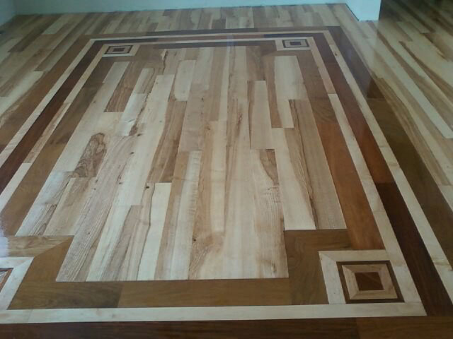 Hardwood Flooring Installed and Sanded Baltimore MD