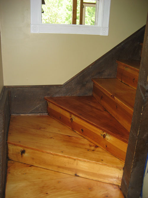 Wood Stair Installation and Refinishing Frederick MD